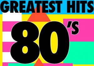 The best hits of 80's